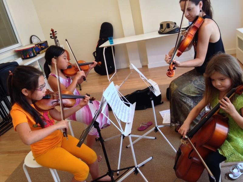 chamber music badinerie