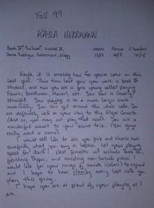 kayla report