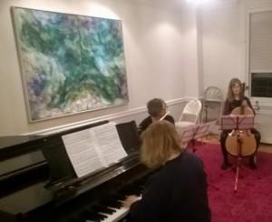 Adult Chamber recital